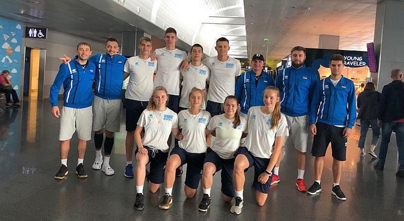 Збірні України U-18 зіграють на чемпіонаті Європи з баскетболу 3х3
