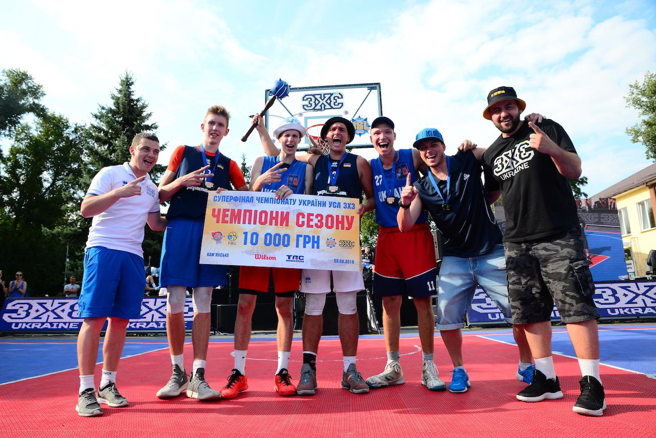 Грандіозний сезон чемпіонату України УСЛ 3х3: підсумкове відео фіналу