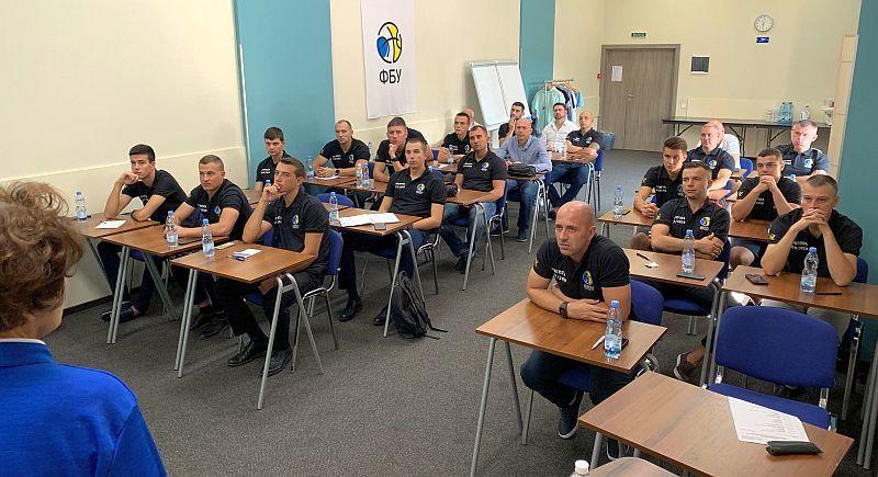 Судді Суперліги Парі-Матч готові до нового сезону
