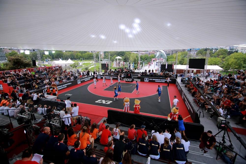 Чемпіонат Європи 3х3 U-18: онлайн відеотрансляція 8 вересня