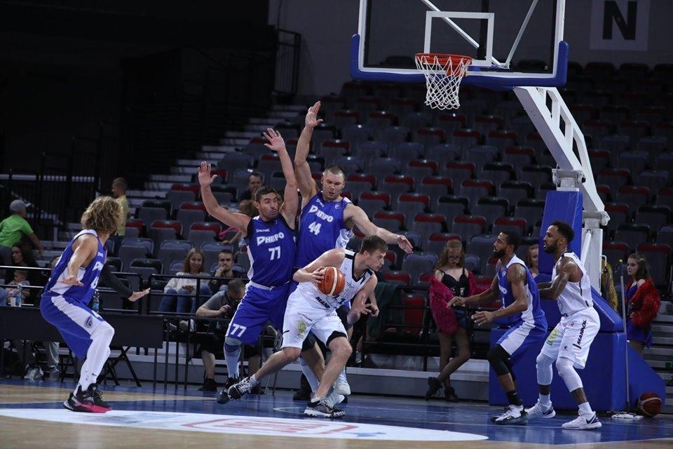 Дніпро поступився в фіналі турніру в Литві