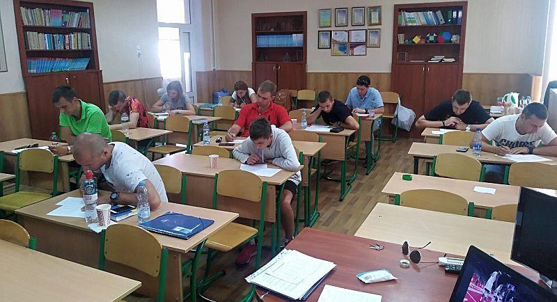 У Черкасах відбувся семінар з передсезонної підготовки суддів дивізіону В