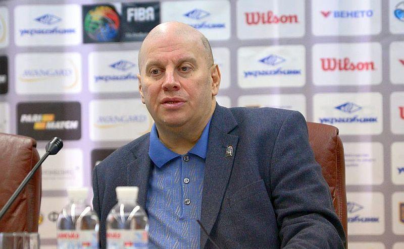 Звернення президента ФБУ до баскетбольної громадськості Миколаєва