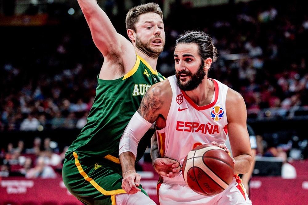 Іспанія – Австралія: відео найкращих моментів півфіналу чемпіонату світу