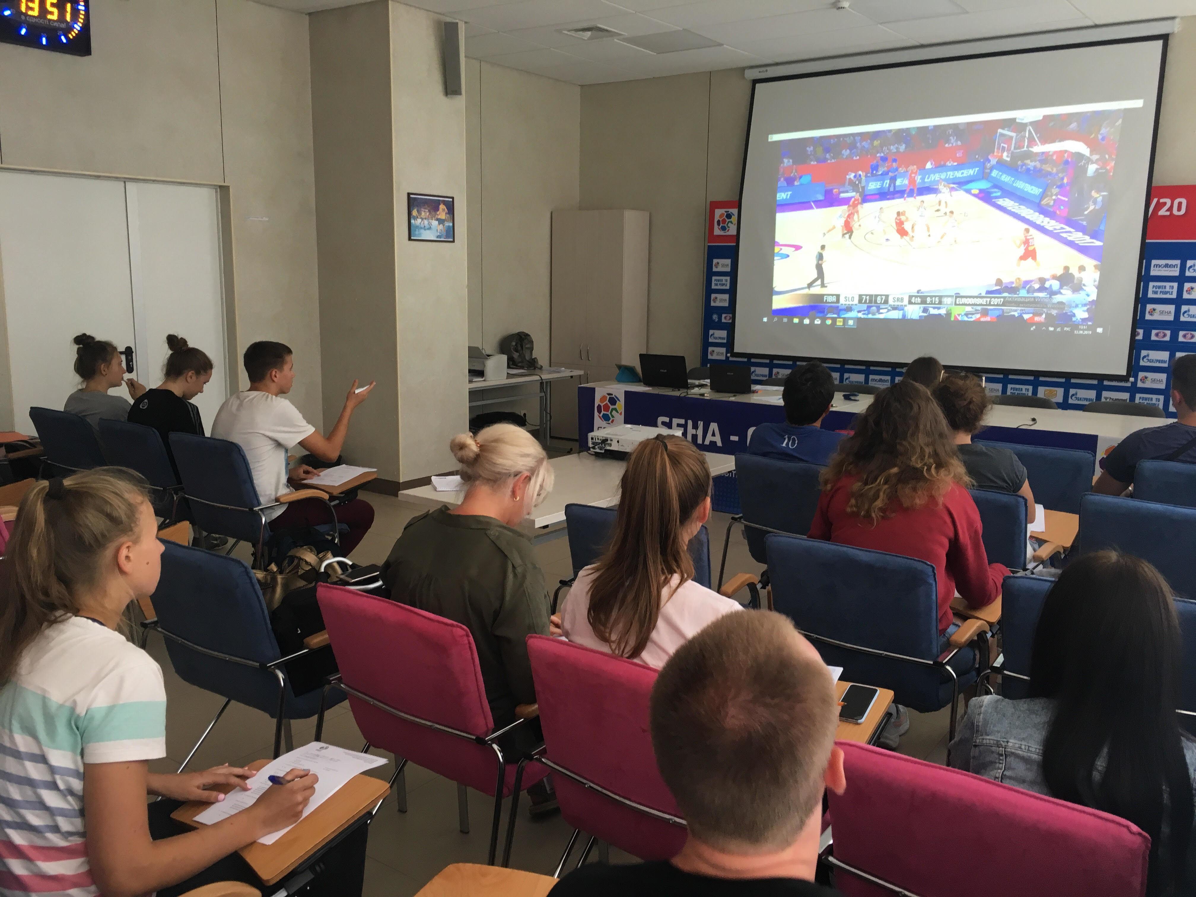 Статистики готуються до сезону на семінарі у Запоріжжі