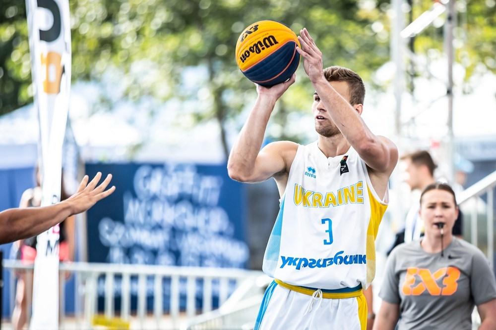 Збірна України впевнено вийшла в півфінал Ліги націй 3х3