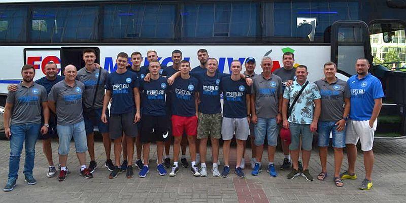 Миколаїв поступився в заключному матчі в Литві