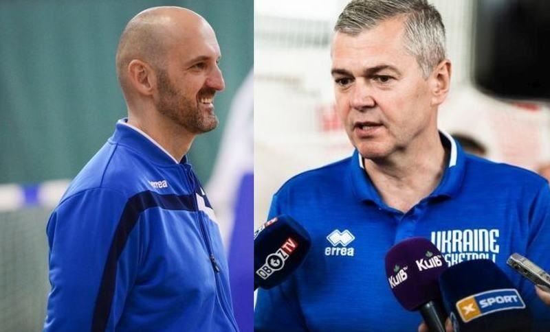 Виконком ФБУ затвердив тренерів національних збірних України