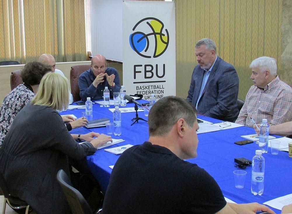 Виконком ФБУ затвердив тренерів кадетських збірних України