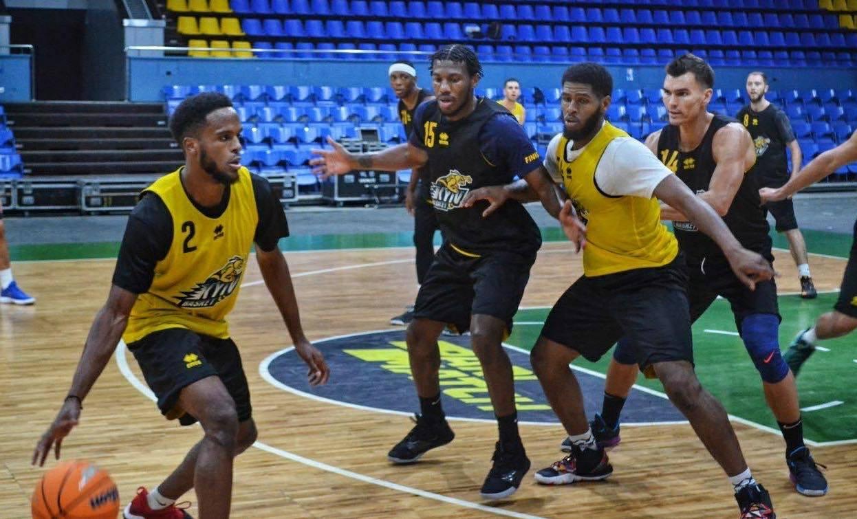 Київ-Баскет провів відкрите тренування перед матчем Ліги чемпіонів