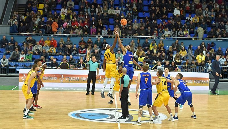Київ-Баскет продовжує боротьбу в Лізі чемпіонів
