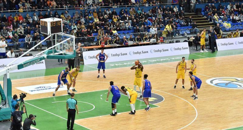 Як Київ-Баскет перемагав у Лізі чемпіонів: фотогалерея