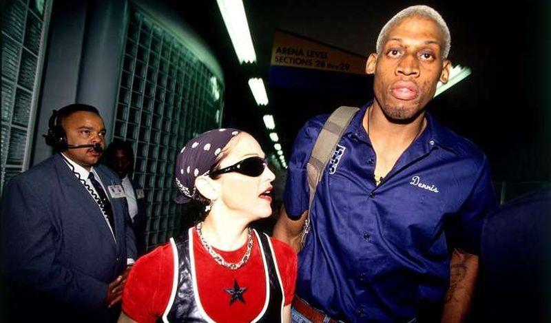 Мадонна пропонувала зірці НБА 20 мільйонів доларів за вагітність