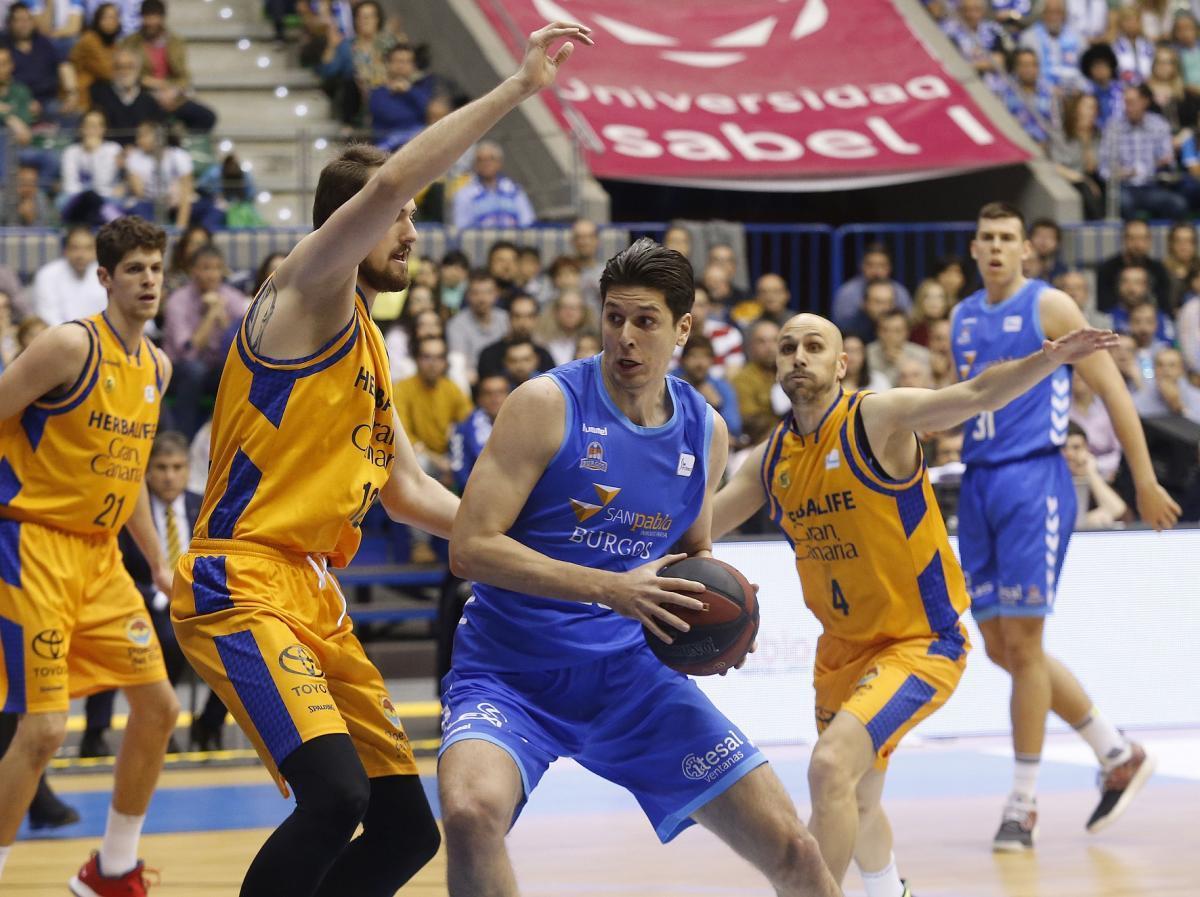 Ключовий гравець Бургоса отримав травму перед матчем із Київ-Баскетом