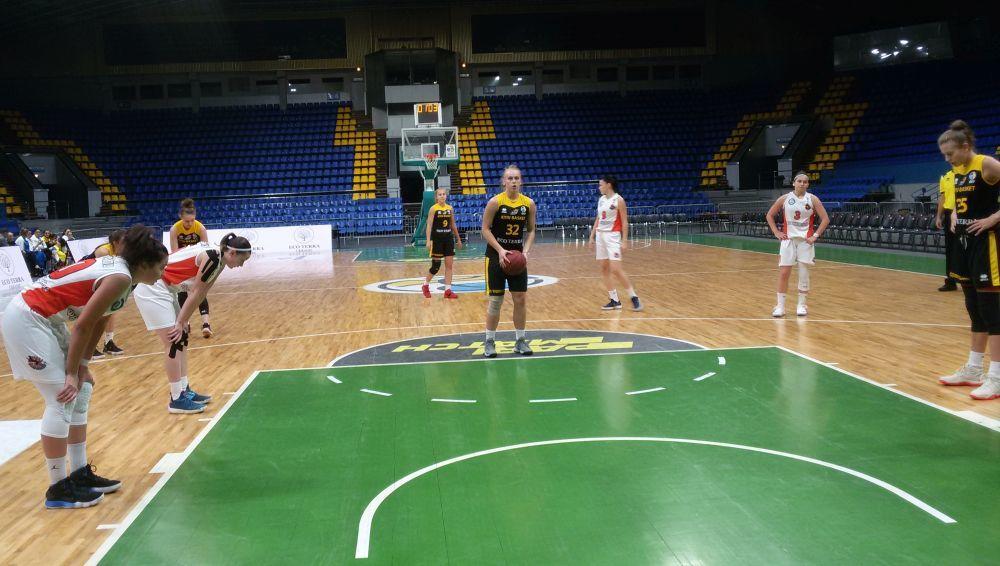 Жіноча Суперліга: Київ-Баскет переміг Франківськ