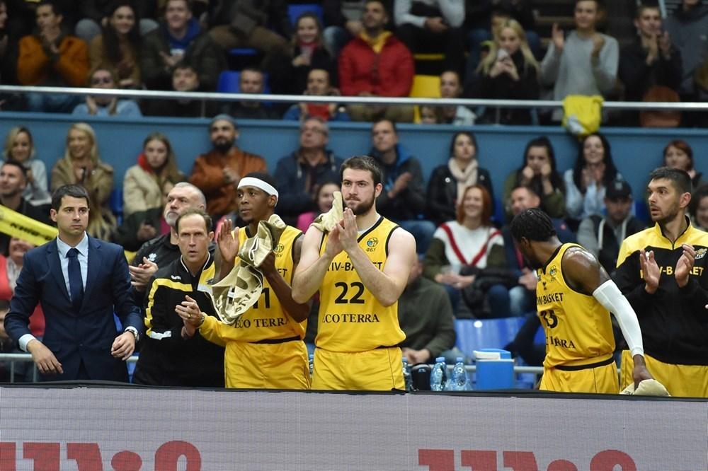 Київ-Баскет вирушив на матч-відповідь Ліги чемпіонів