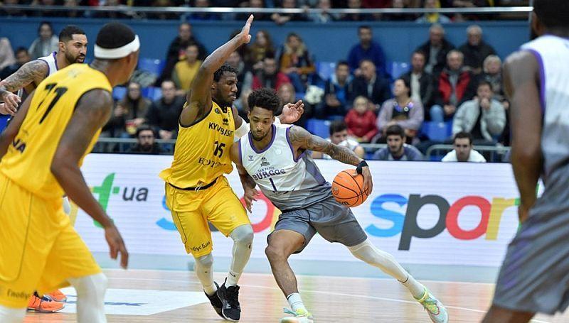 Київ-Баскет зіграє за вихід в групу Ліги чемпіонів