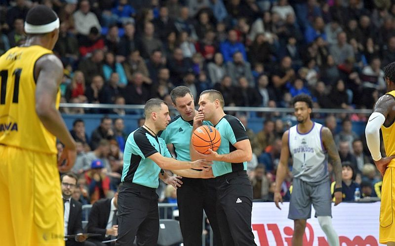 Бургос – Київ-Баскет: онлайн трансляція матчу Ліги чемпіонів