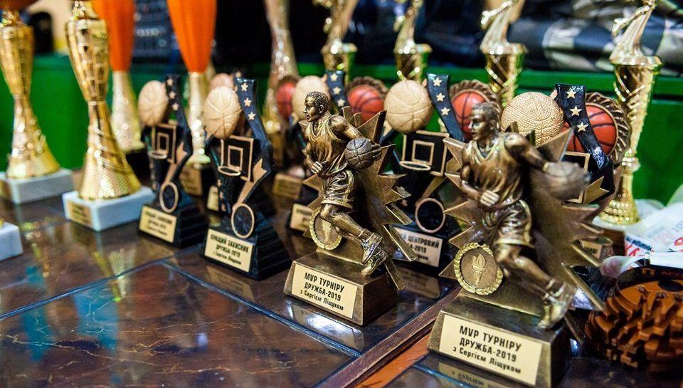 У Рівному відбувся міжнародний юнацький турнір