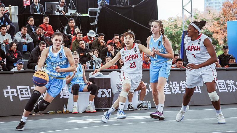 Жіноча збірна U-23 не вийшла в чвертьфінал чемпіонату світу 3х3
