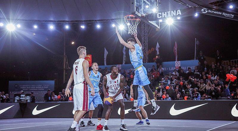 Данк Ткаченка очолив відео топ-10 моментів чемпіонату світу