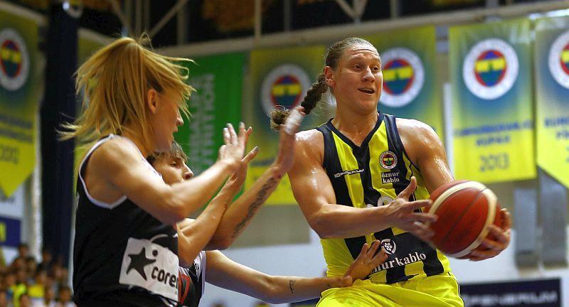 Ягупова переможно стартувала в чемпіонаті Туреччини