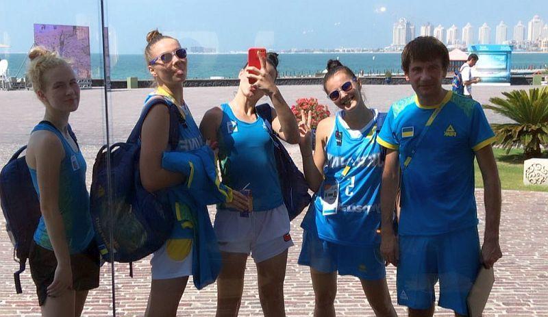 Збірні України 3х3 стартували на Всесвітніх пляжних іграх