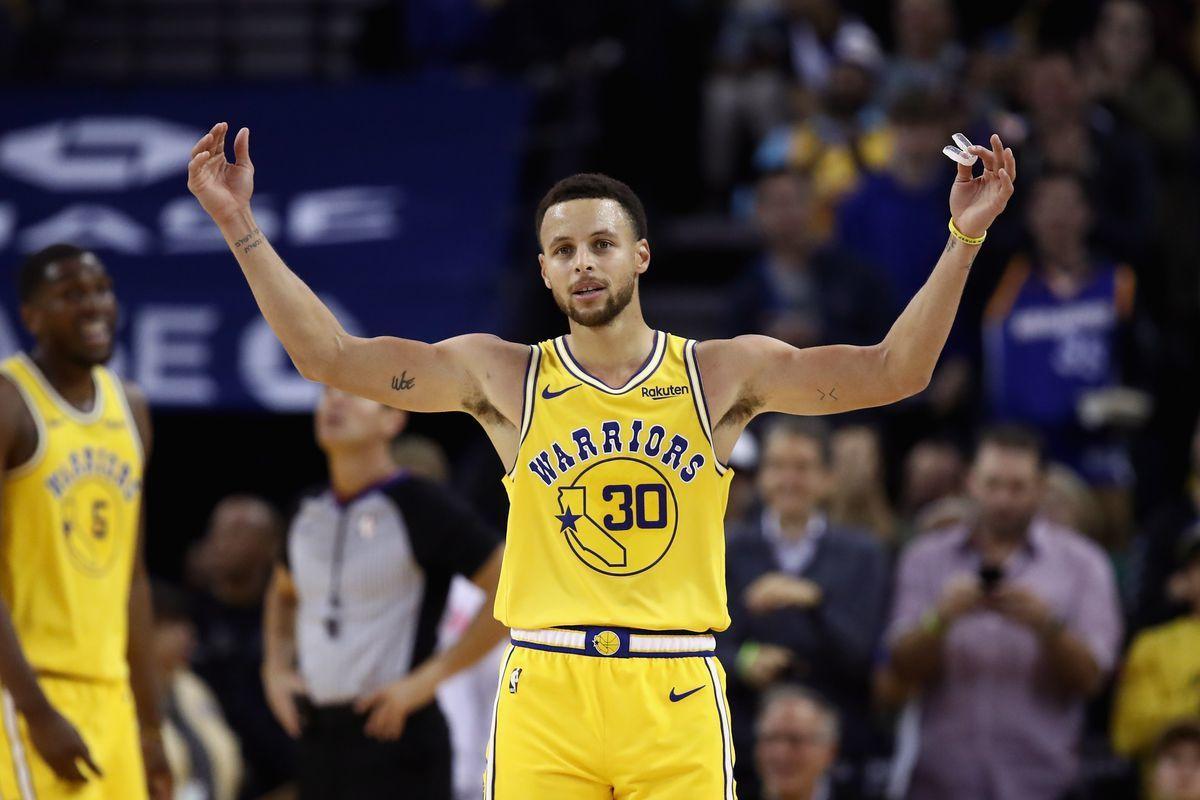 Зірковий Каррі заробить найбільший в історії НБА гонорар