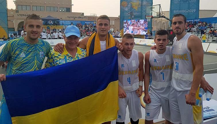 Збірна України 3х3 в драматичній боротьбі вийшла в півфінал Пляжних ігор