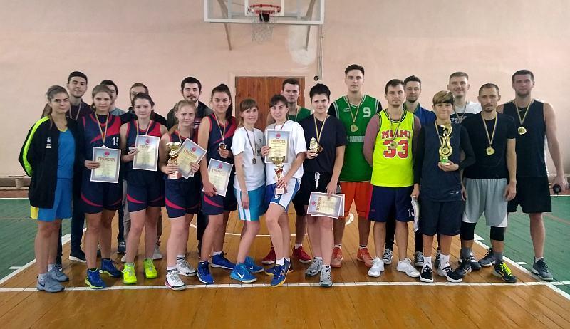У Сумах відбувся етап чемпіонату України 3х3 Шлях до Токіо