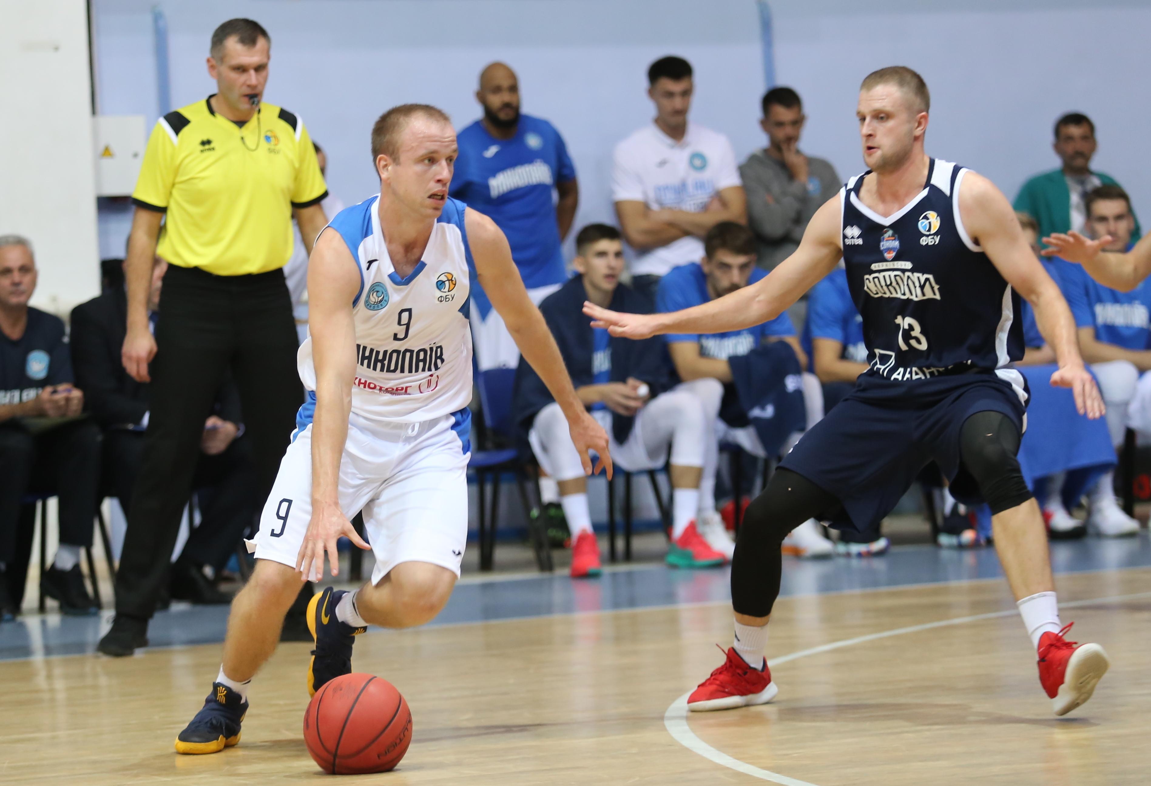 Миколаїв здобув першу перемогу в сезоні