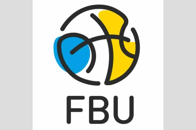 У Федерації баскетболу України новий логотип