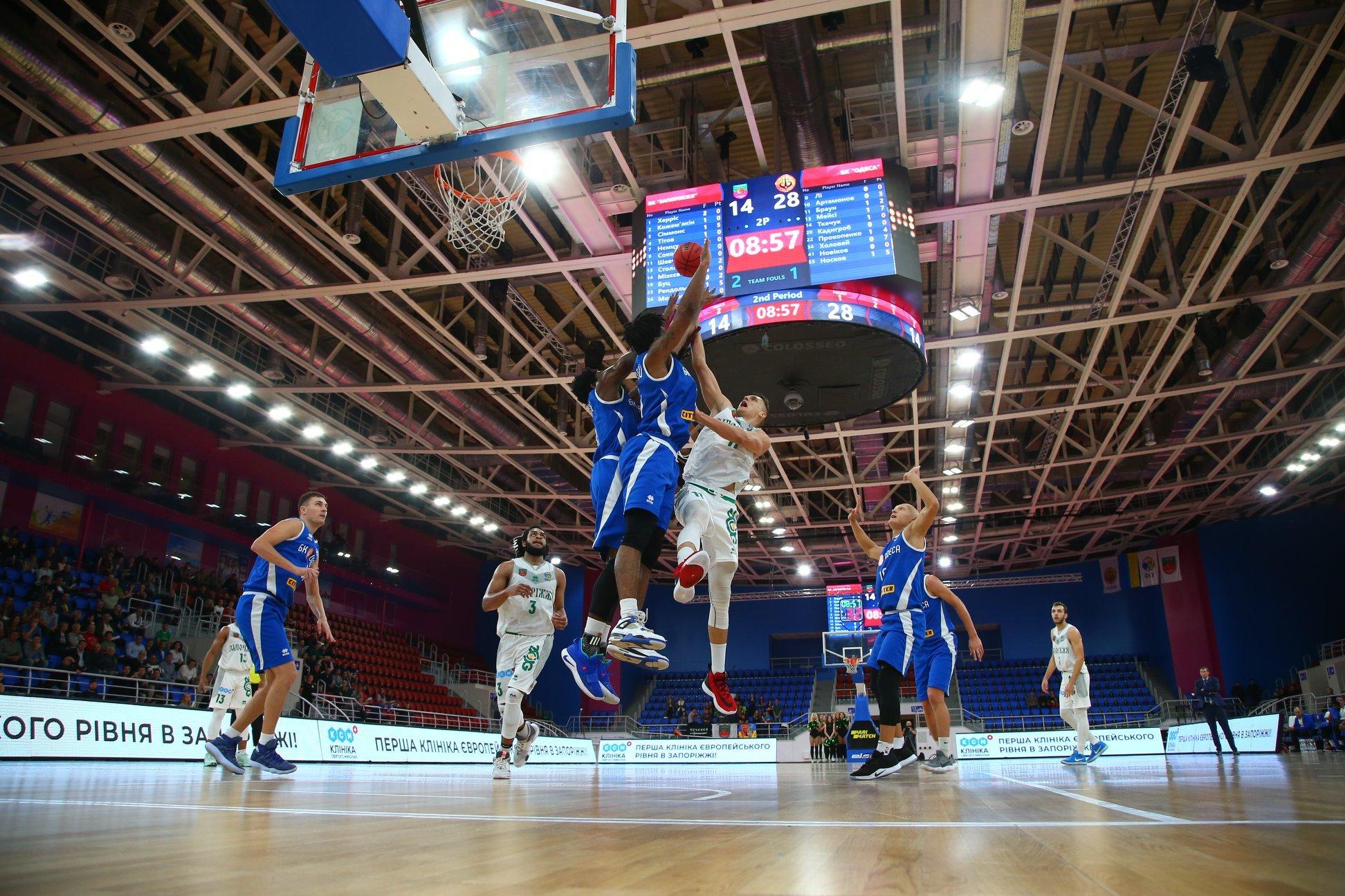 Перша в сезоні перемога Одеси: фотогалерея матчу в Запоріжжі