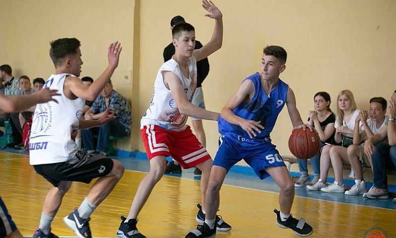 Київська шкільна баскетбольна ліга на старті четвертого сезону