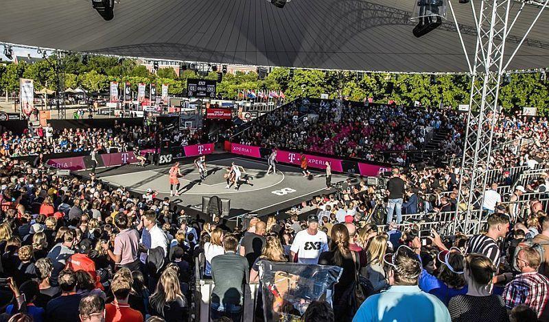 ФІБА закрила доступ до федераційного рейтингу з баскетболу 3х3