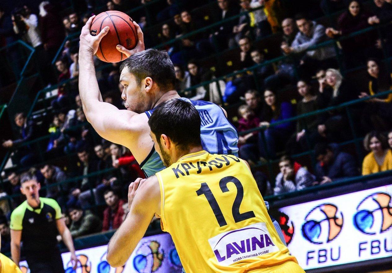 Київ-Баскет проти Дніпра: анонс українського протистояння в Кубку Європи FIBA
