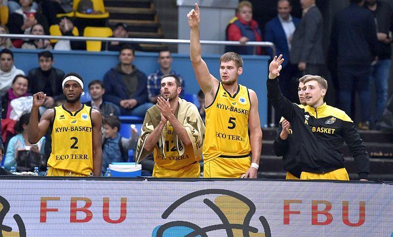 Київ-Баскет переможно стартував в Кубку Європи ФІБА: фотогалерея