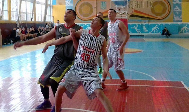БК Чернігів стартував у третьому сезоні Першої ліги