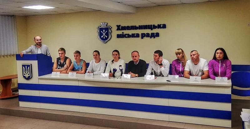 У БК Хмельницькому розповіли про плани на сезон