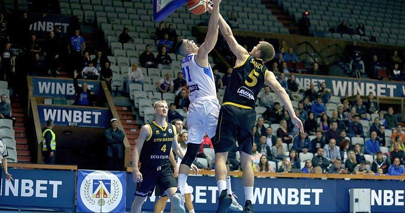 Київ-Баскет здобув другу перемогу в групі Кубка Європи ФІБА