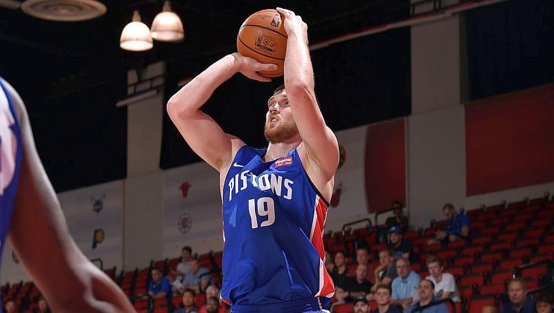 Михайлюк вперше зіграв у новому сезоні НБА