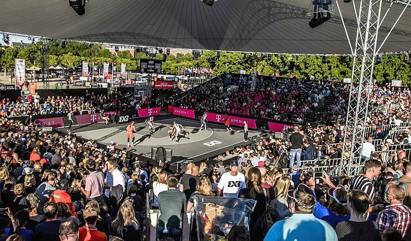 ФІБА назве перших учасників олімпійського турніру з баскетболу 3х3