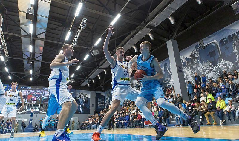 Як Дніпро перемагав Одесу: фотогалерея