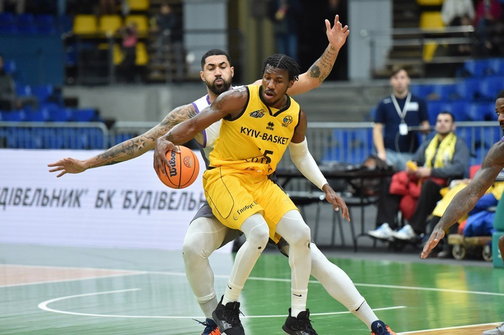 Київ-Баскет зіграє проти Цмоки-Мінська за перше місце в групі: анонс гри Кубка Європи FIBA
