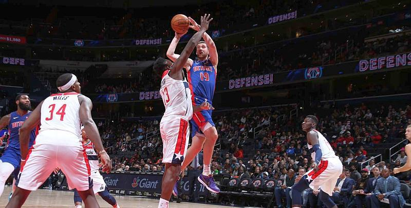 Михайлюк відіграв 27 хвилин у матчі НБА