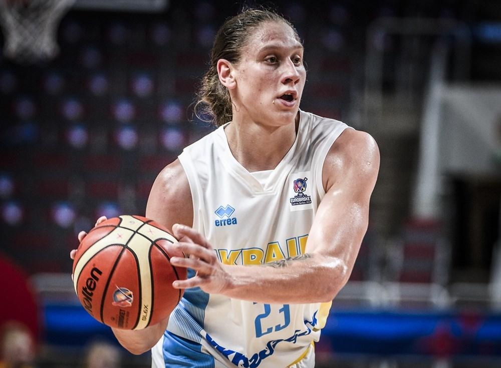 Визначився розширений склад жіночої збірної України на стартові матчі кваліфікації Євробаскета-2021