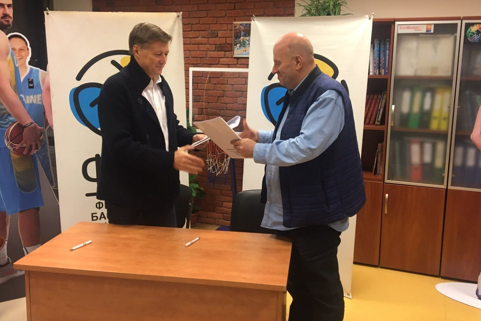 ФБУ та ФСТ Динамо-України уклали Меморандум про співпрацю