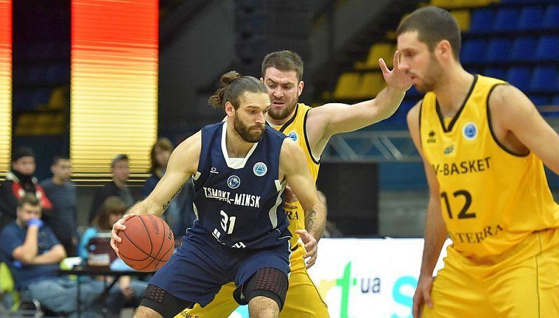 Київ-Баскет програв у матчі за лідерство в групі Кубка Європи ФІБА