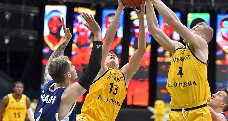 Кубок Європи ФІБА: становище Київ-Баскета та Дніпра в групі