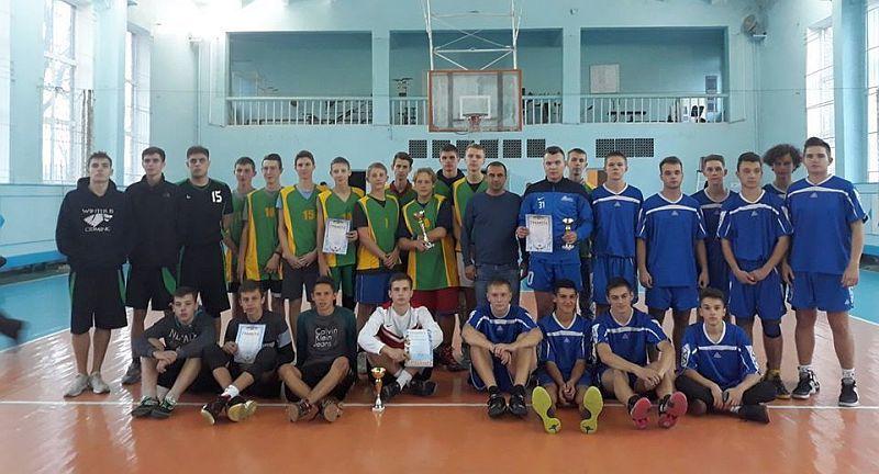 На Донеччині відбулися фінальні змагання Спортивних ігор України з баскетболу